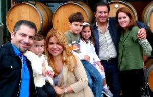 Claude, Chloe, Kathy, Arman, Emily, Carlo & Armineh